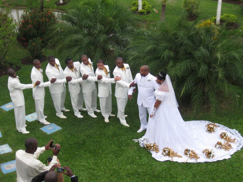 Bridge Palm Hotel Weddings